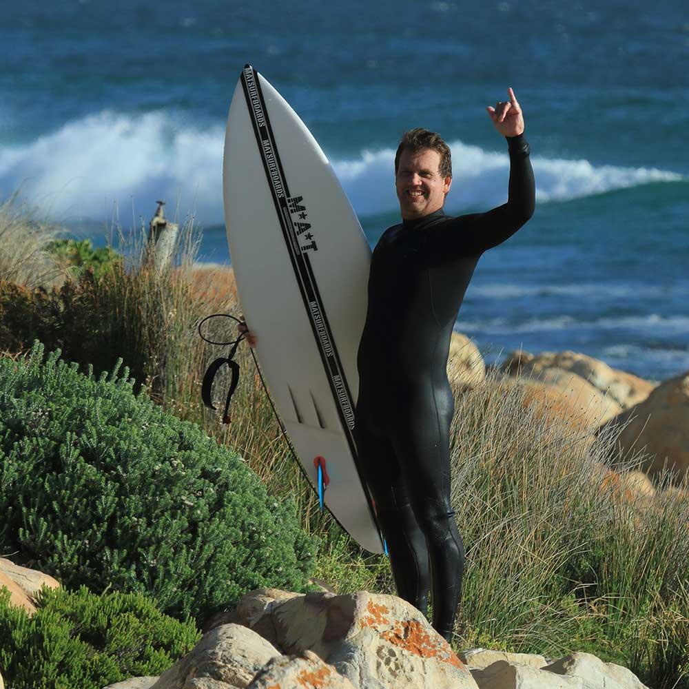 MAT Surfboards - MAT
